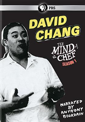 MIND OF A CHEF:DAVID CHANG BY CHANG,DAVID (DVD)